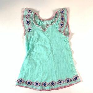 Little Girls Swim Coverup Dress - NWOT - 3T